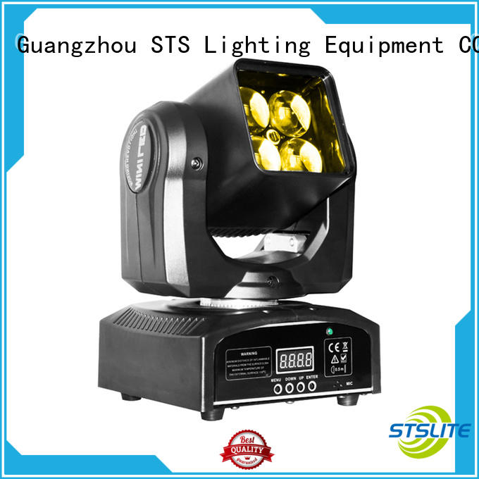 STSLITE head moving head profile performance for stage