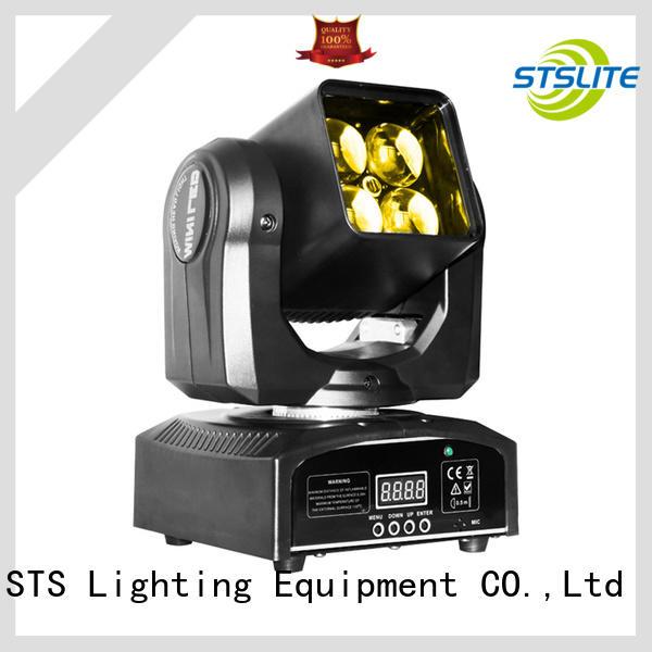 moving light fixture 4pcs for bar STSLITE