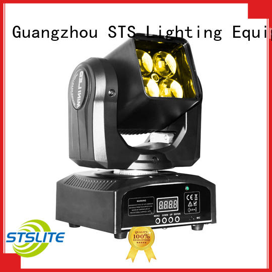STSLITE 4in1 led lights disco light for stage