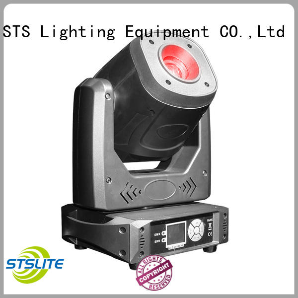 STSLITE effect led moving head spot versatility for theaters