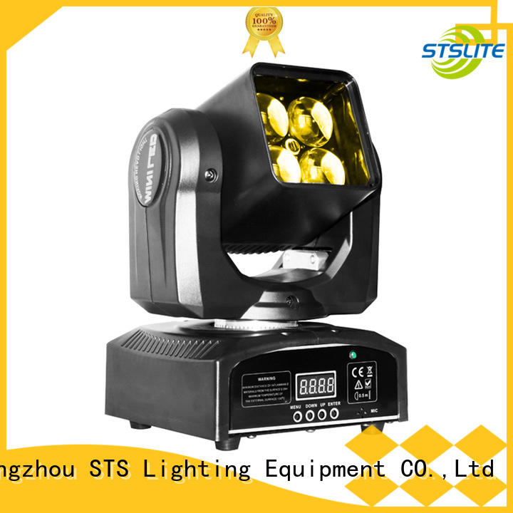 STSLITE 4in1 top 10 moving heads performance for stage